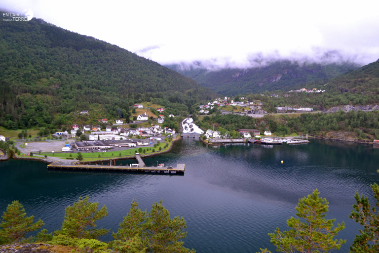 The Geiranger of happiness but the Dalsnibba in baba