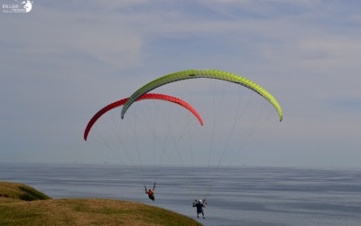 Sweden – Incredible soaring session in Ales Stenar