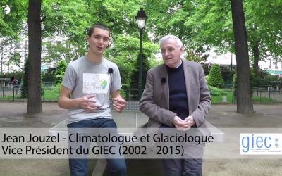 Présentation globale du changement climatique (partie 1)