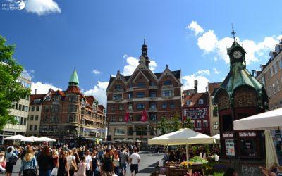 Découvrir Copenhague à vélo