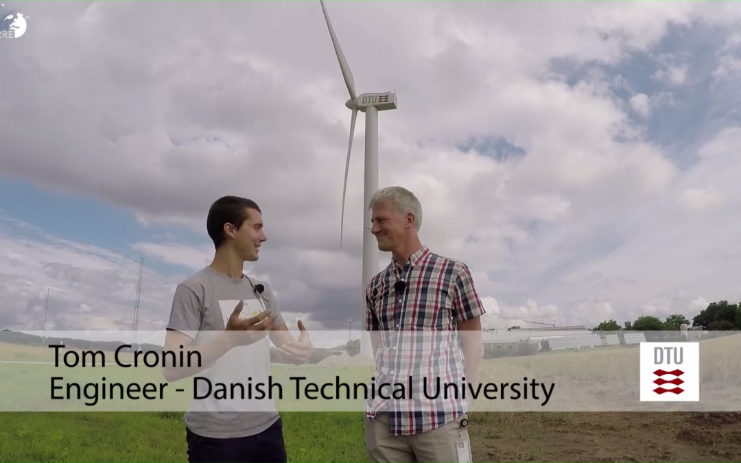 Evolution in wind turbines technology – Denmark