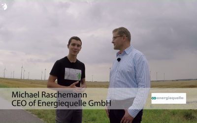 History of the self-sufficient renewable energy village Feldheim – Germany