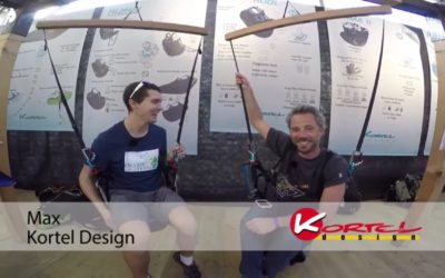 Kortel Design – Sellette de parapente