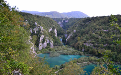 Reunion at Plitvice Lakes