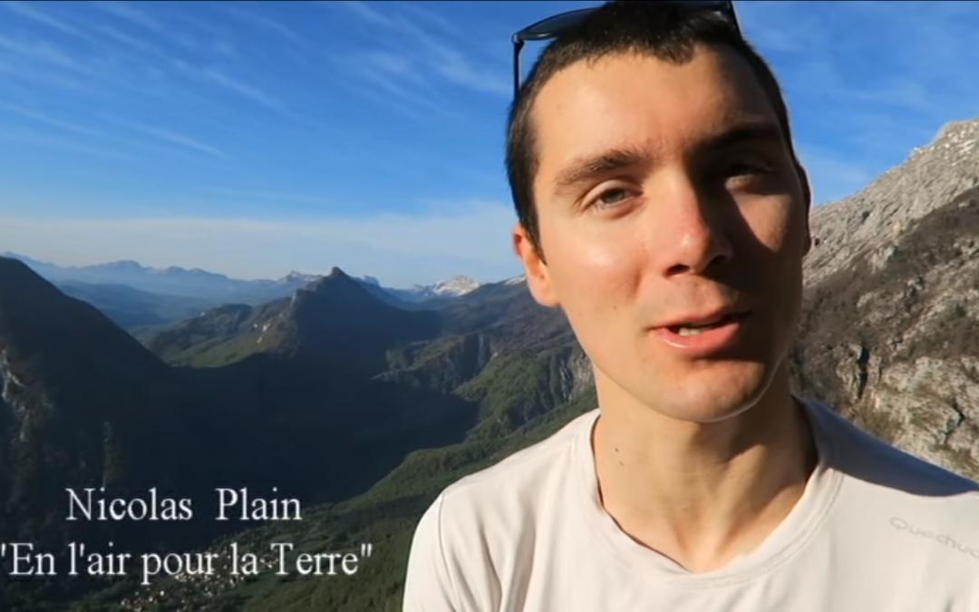 Video in flight of the Dauphiné Libéré!