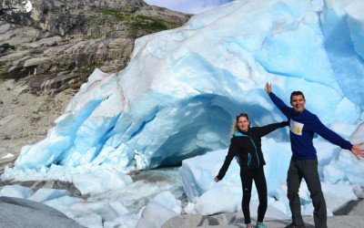 Still more Jostedal glacier