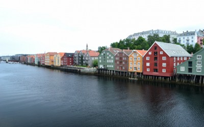 Immertion dans la vie norvegienne à Trondheim