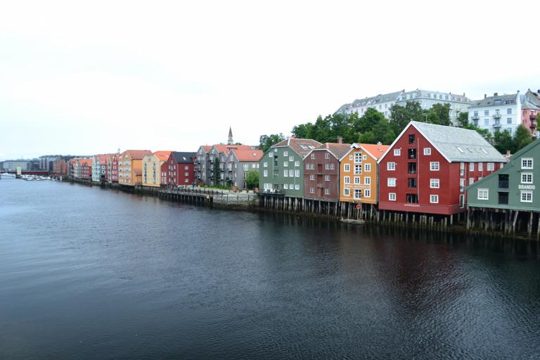Immersed in life Norwegian in Trondheim