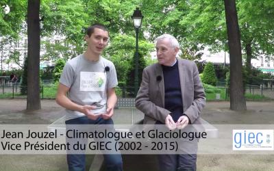 Presentation of the IPCC