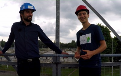 Presentation of the Biovalsan of the Strasbourg plant project