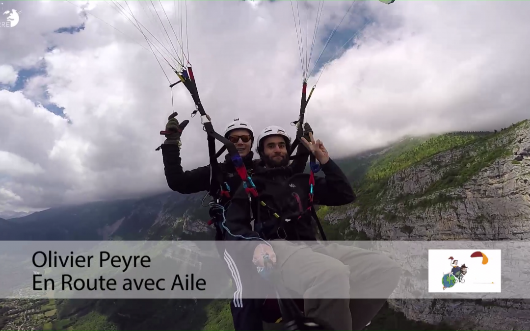 7 years of worldwide carbon zero (biking, paragliding boat stop)