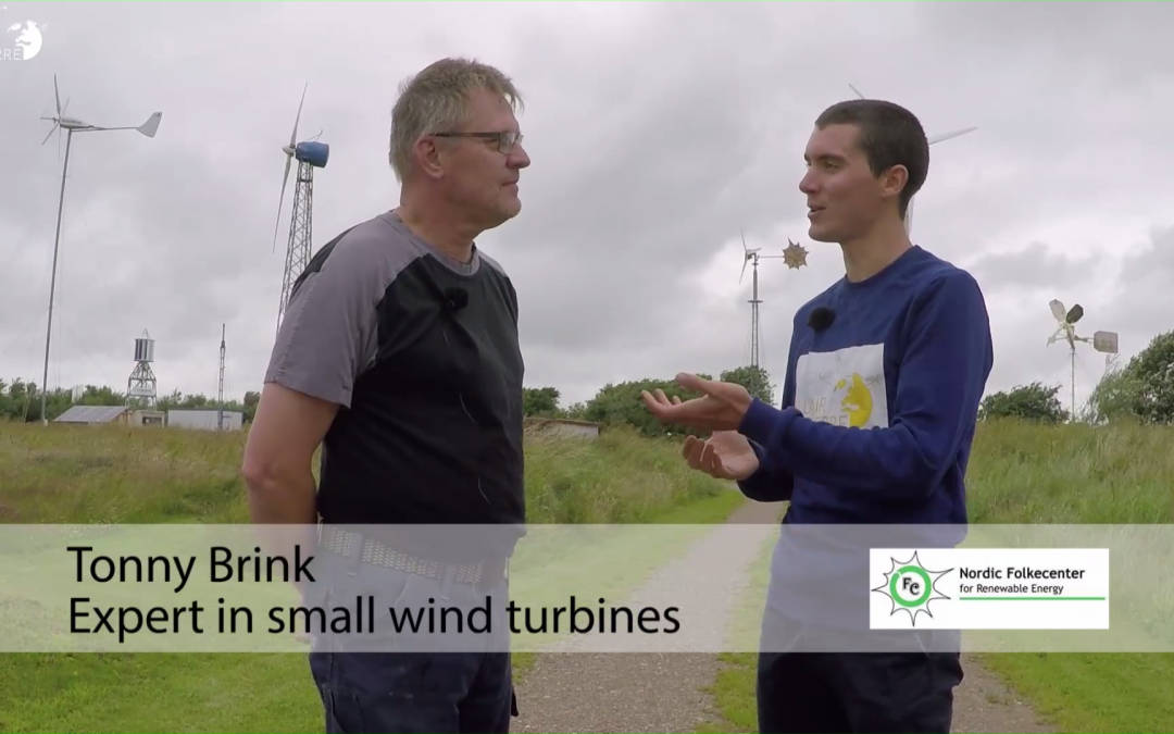 Small winds turbines and how to test them?