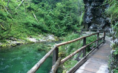 Découvrir la Slovénie avec les gorges de Vingtar