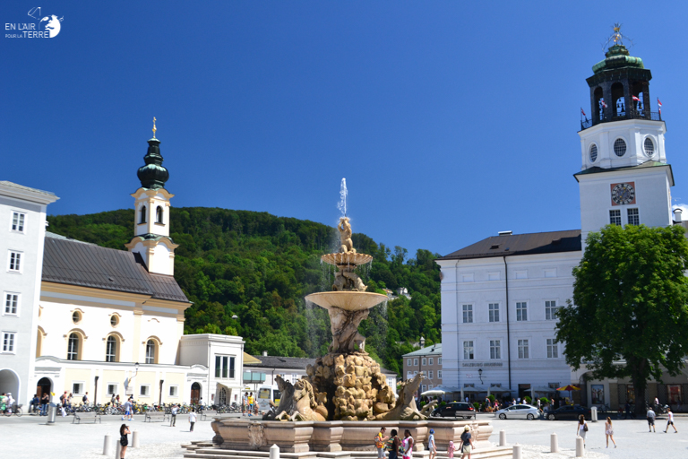 Arrive in Austria to visit Salzburg and make the start of the Red Bull x Alps