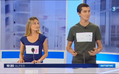 France 3 : retour sur le Tour d'Europe en 60 jours !