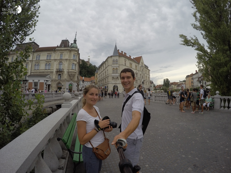 Stroll in Ljubljana