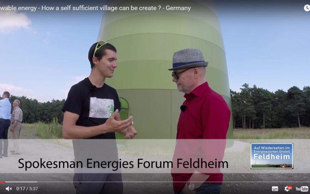 How to create and manage a self sufficient renewable energy village